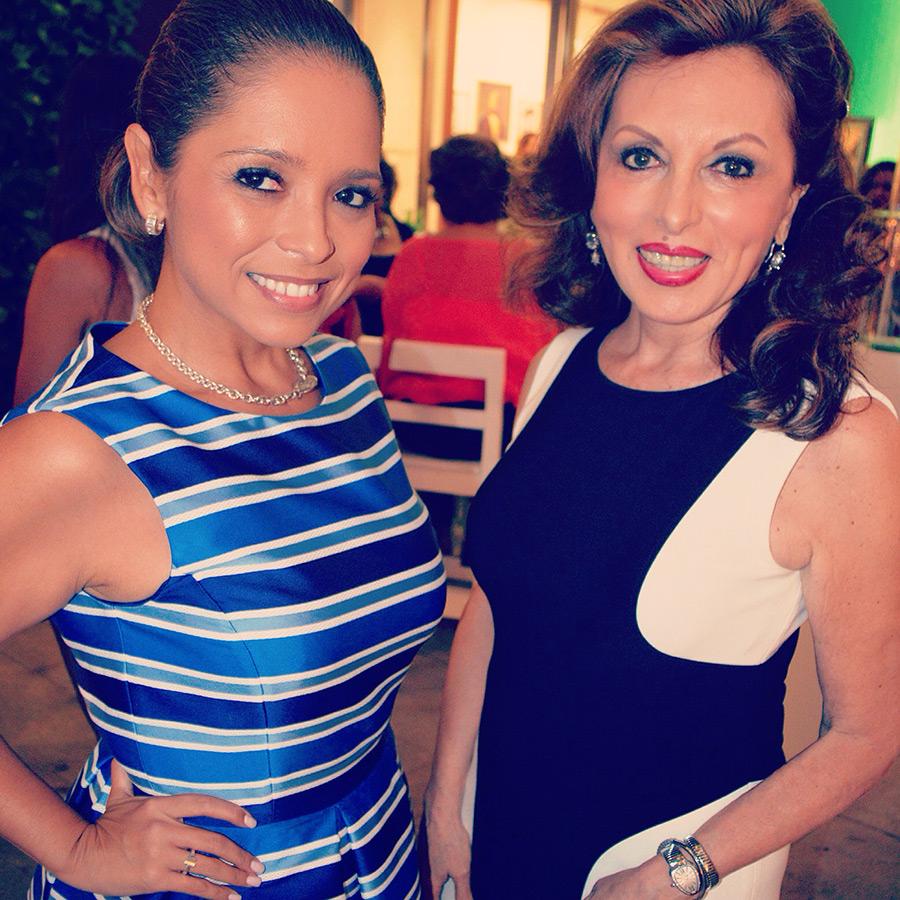 Anita y Cristina