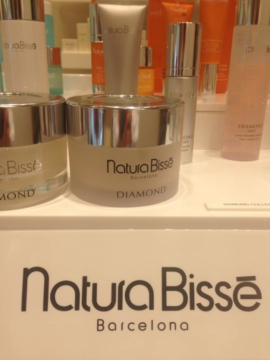 natura bisse producto internacional