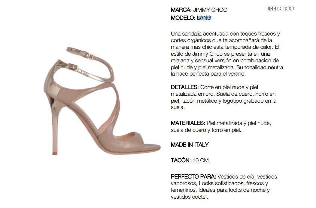 zapatos de diseñador