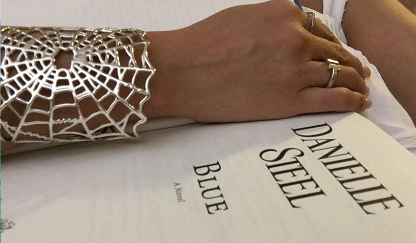 Danielle Steel Blue