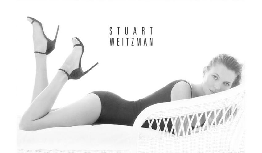 Nueva colección de zapatos de Stuart Weitzman