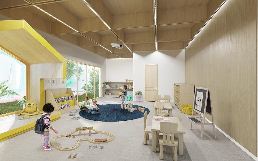 Interior-Aula-Kinder